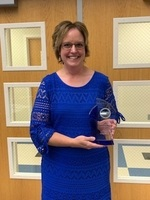 Lee County Schools Superintendent Named 2019 Kentucky Pupil Personnel Director of the Year