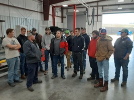 Lee ATC students vist Maysville Community and Technical College