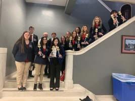 FBLA regional contest at EKU